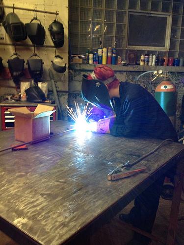 Cali welding